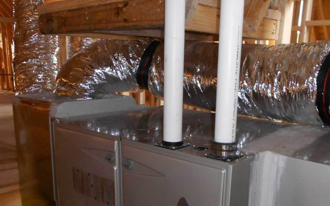 Is Your Central AC System in the Attic?