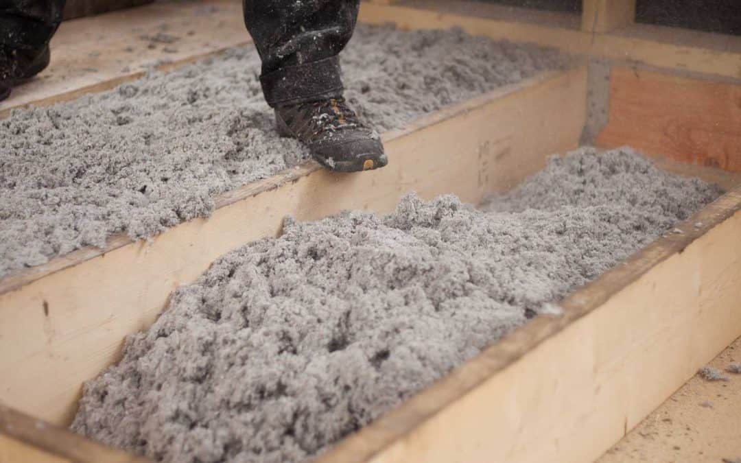 Cellulose Insulation Can Reduce Your Utility Bill by up to 40%