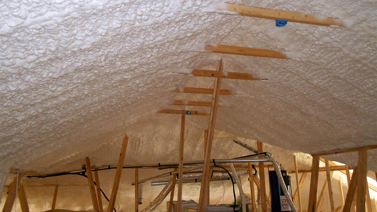 Spray Foam Insulation | Diversified Energy