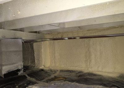 Spray Foam Gallery - Raised Floors
